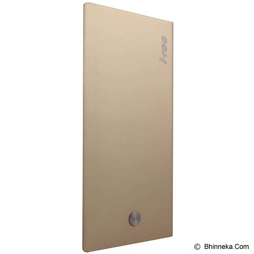 IROC Powerbank 5000 mAh [Slim SM-5] - Gold - Portable Charger / Power Bank